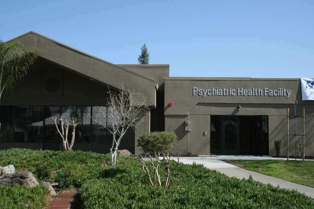 Stanislaus County Psychiatric Health Facility Telecare