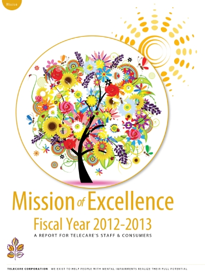 Click here to view Telecare's latest Mission of Excellence.