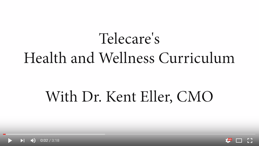 Dr Kent Eller talks about how the Health and Wellness Curriculum will provide linkage between behavioral and physical care services in hopes of reducing the healthcare disparity.