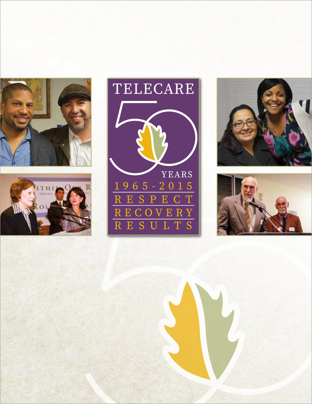 Telecare 50th Brochure