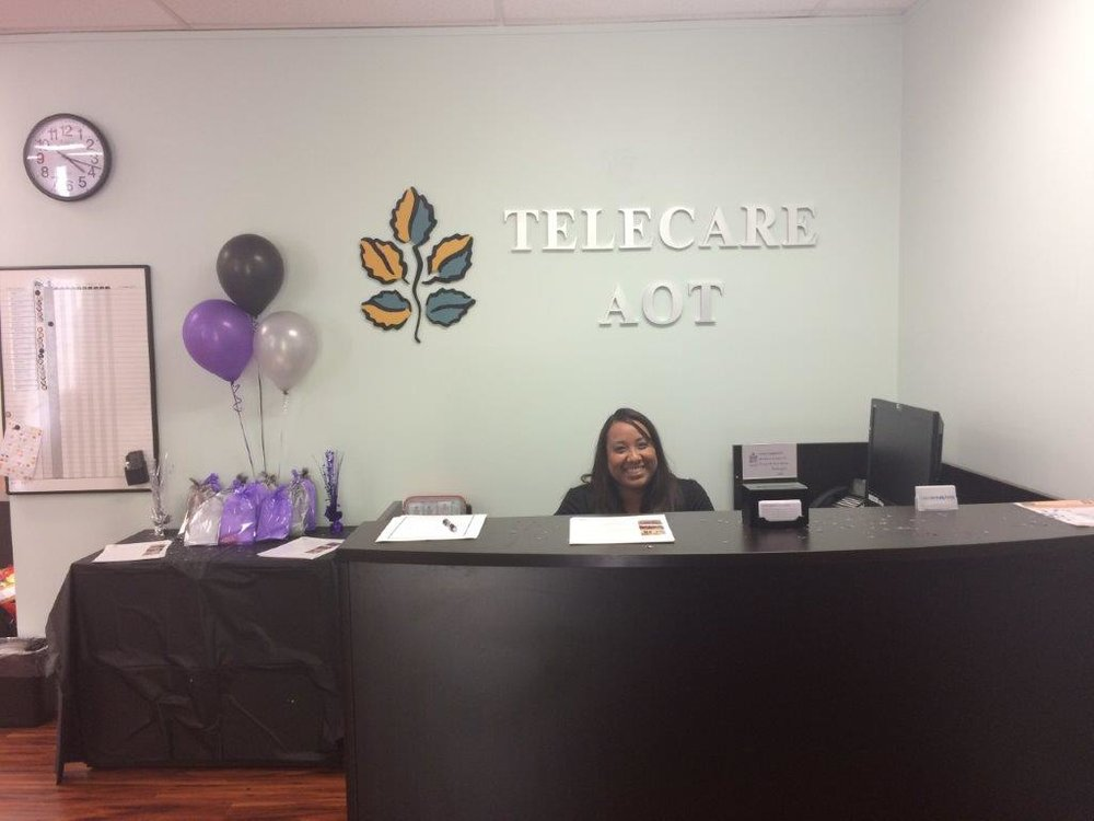 OC AOT Open House Telecare - Open table oc