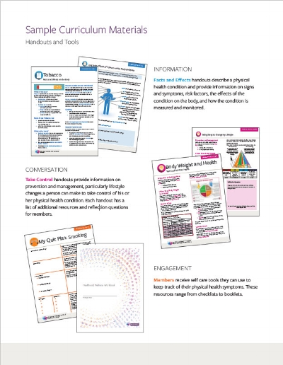 Telecare's Whole Person Care Sample Curriculum