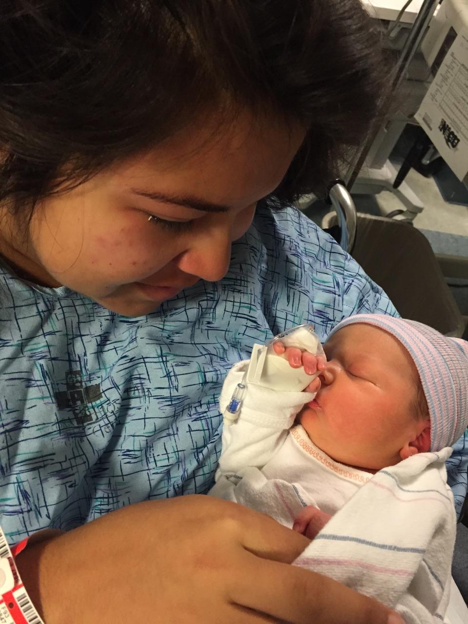 My Story: Stephanie Duarte | Postpartum Confession