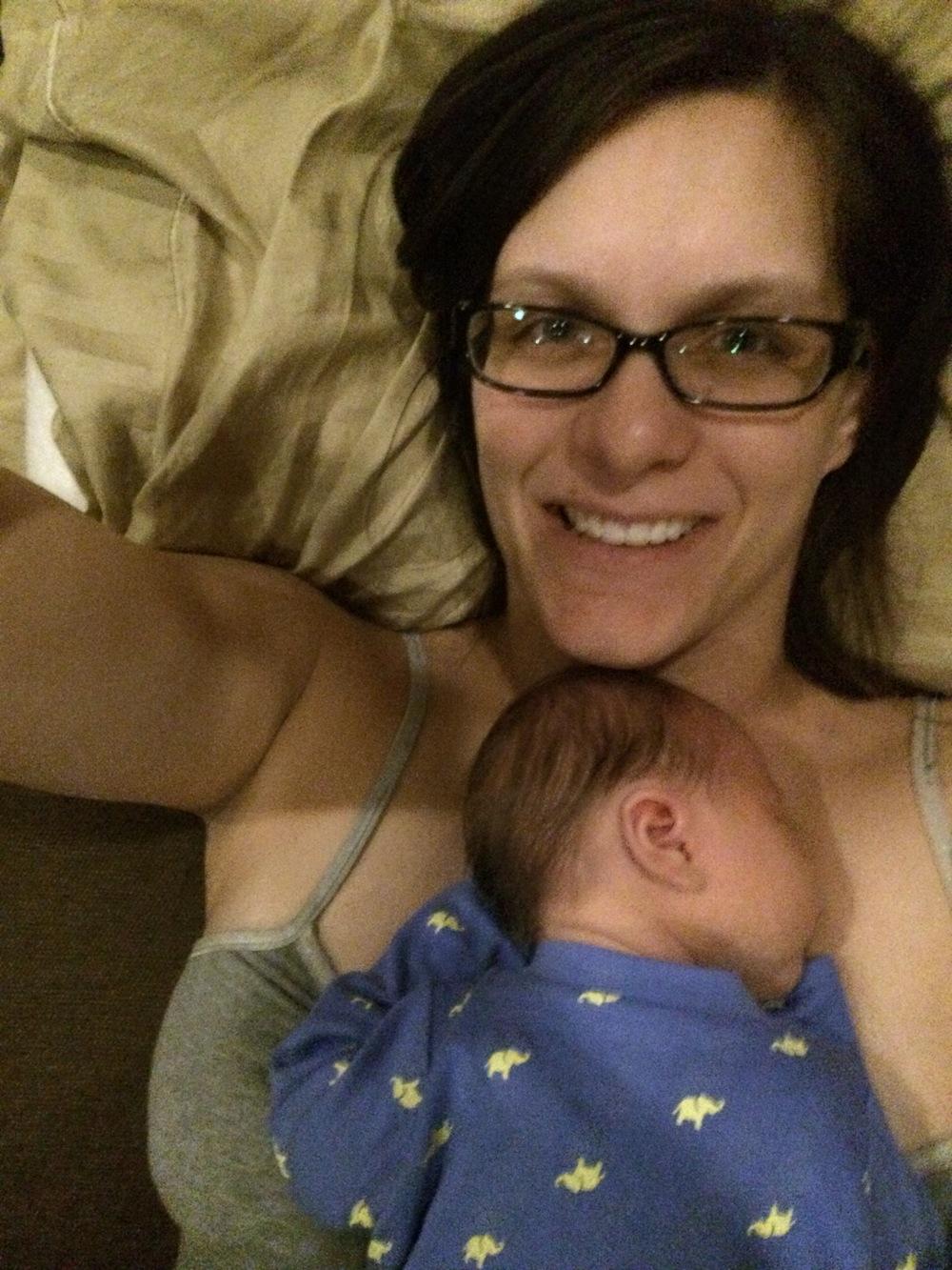 #PostpartumConfession | My Story: Shannon #csection #postpartumdepression #breastfeeding
