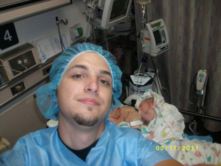 #PostpartumConfession | My Story: Jazmyne Durazo, Part 1 {#csection + #VBAC + #breastfeeding}