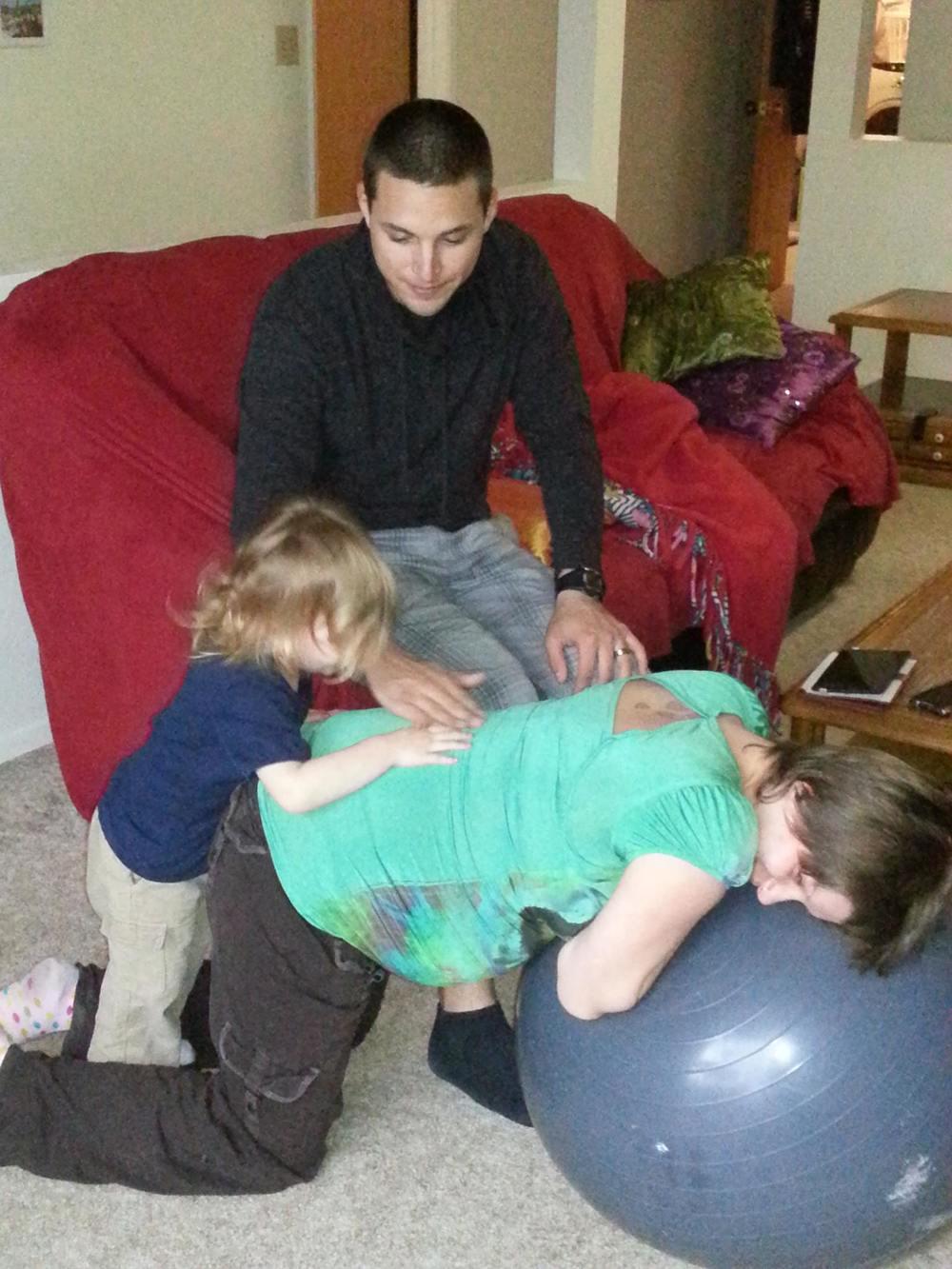 #PostpartumConfession | My Story: Jazmyne Durazo, Part 2 {#csection + #VBAC + #breastfeeding}