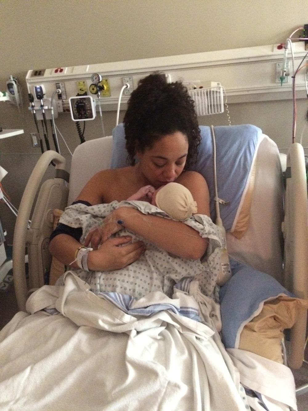 #PostpartumConfession | My Story: Jacalyn Scott #breastfeeding #anxiety #motherhood #birth