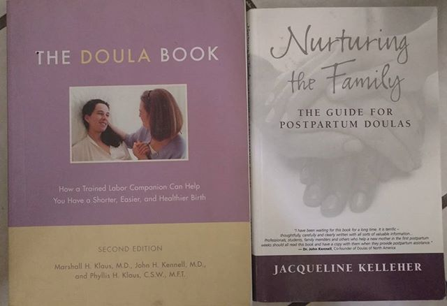 BOOK SALE!  Cleaning out my stash. $20 for both - includes shipping! · · · #books #pregnancy #birth #education #doula #birthdoula #postpartum #postpartumdoula #sale #book