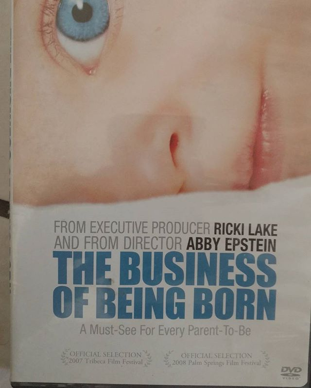 DVD SALE!  Cleaning out my stash. $12 for  this one - includes shipping! · · · #dvd #pregnancy #birth #education #doula #birthdoula #postpartum #postpartumdoula #sale #book #businessofbeingborn