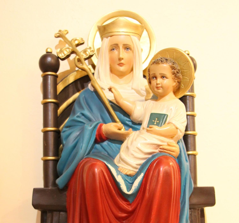 devotion to mary st mary s catholic parish west croydon