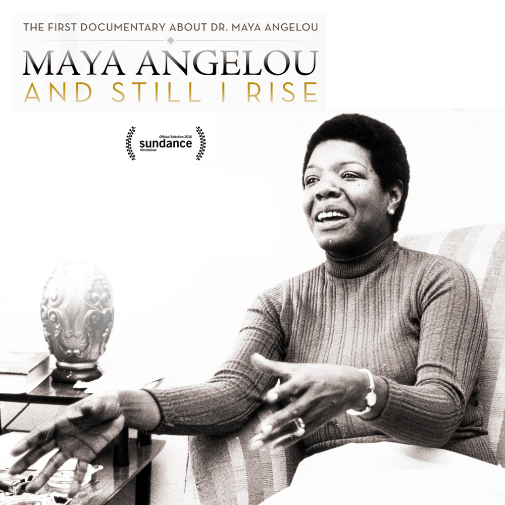 MARY ANGELOU