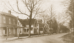 Walnut Street, Waverly, c.1920