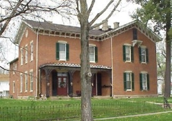 Emmitt Mansion, Walnut Street, Waverly