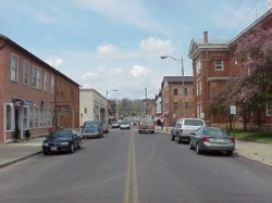 Market Street, Waverly, Ohio 2002