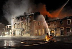 Emmitt House Restaurant & Tavern                     Lost in Fire