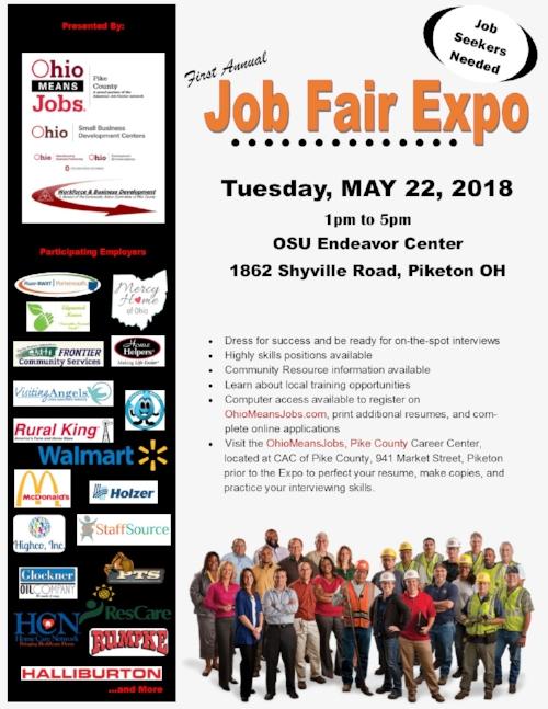 Job Fair - flyer with employer logos.jpg