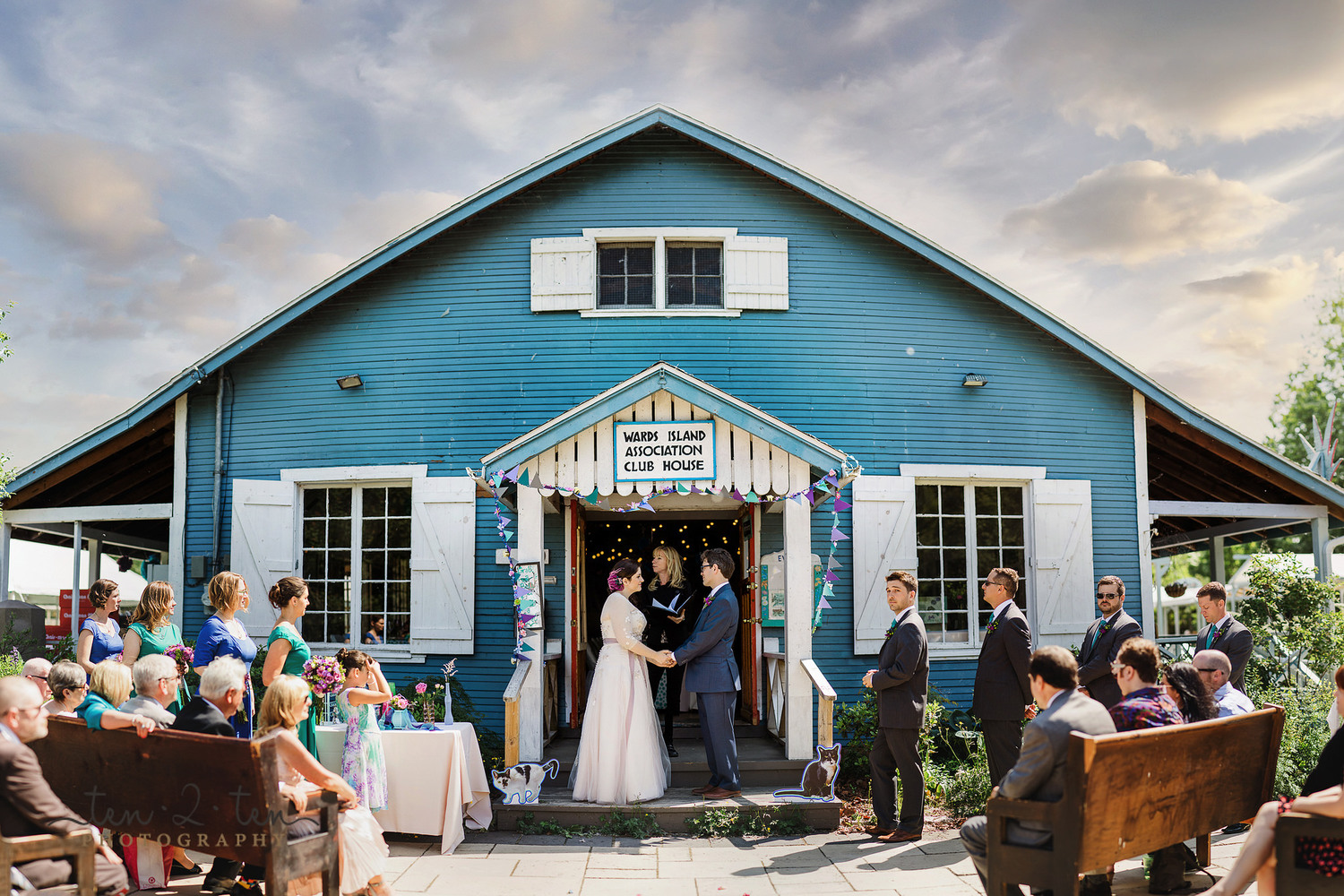 RUSTIC WEDDING VENUES IN THE GTA