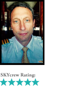 Scott, Pilot