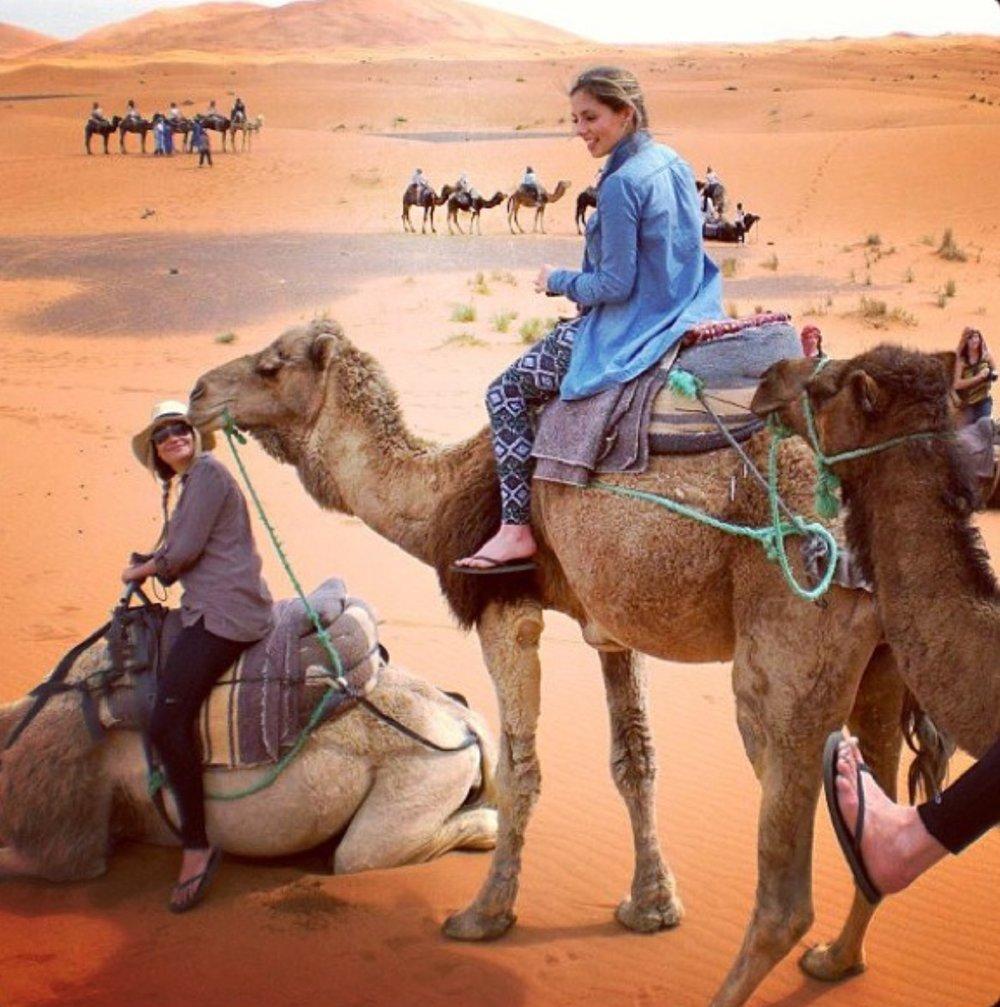 SkyAngel traveling in Africa