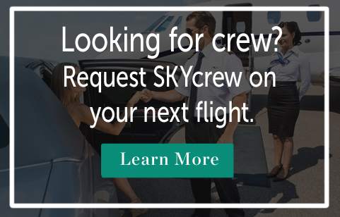 Request SKYcrew on your next flight