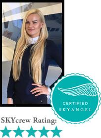 Tatiana, Certified SkyAngel