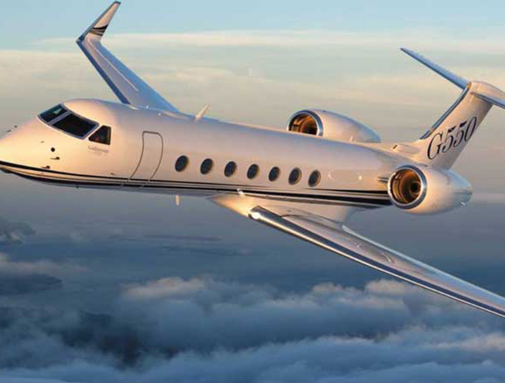 Gulfstream G550 Training - Training required to fly on Gulfstream G550's.