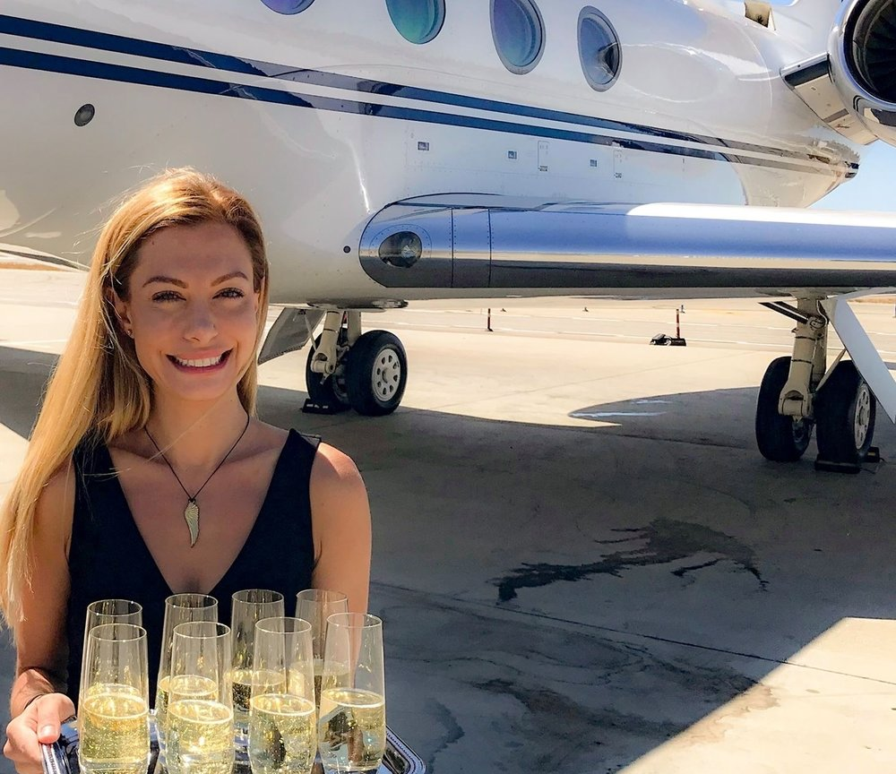 In-flight Services & Hospitality - Learn the skills you need to WOW your clients in private aviation