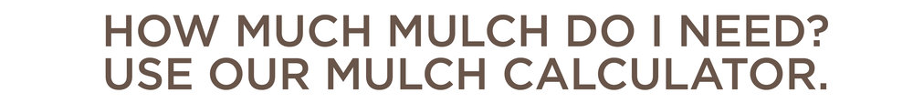 Calculate mulch delivery by the scoop (4 scoop minimum) online mulch calculator