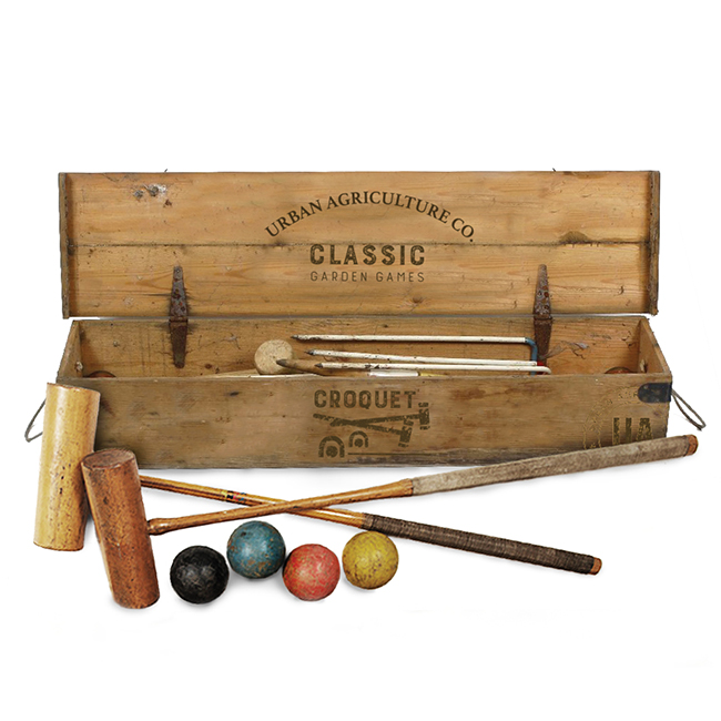 classic croquet set - Croquet Set