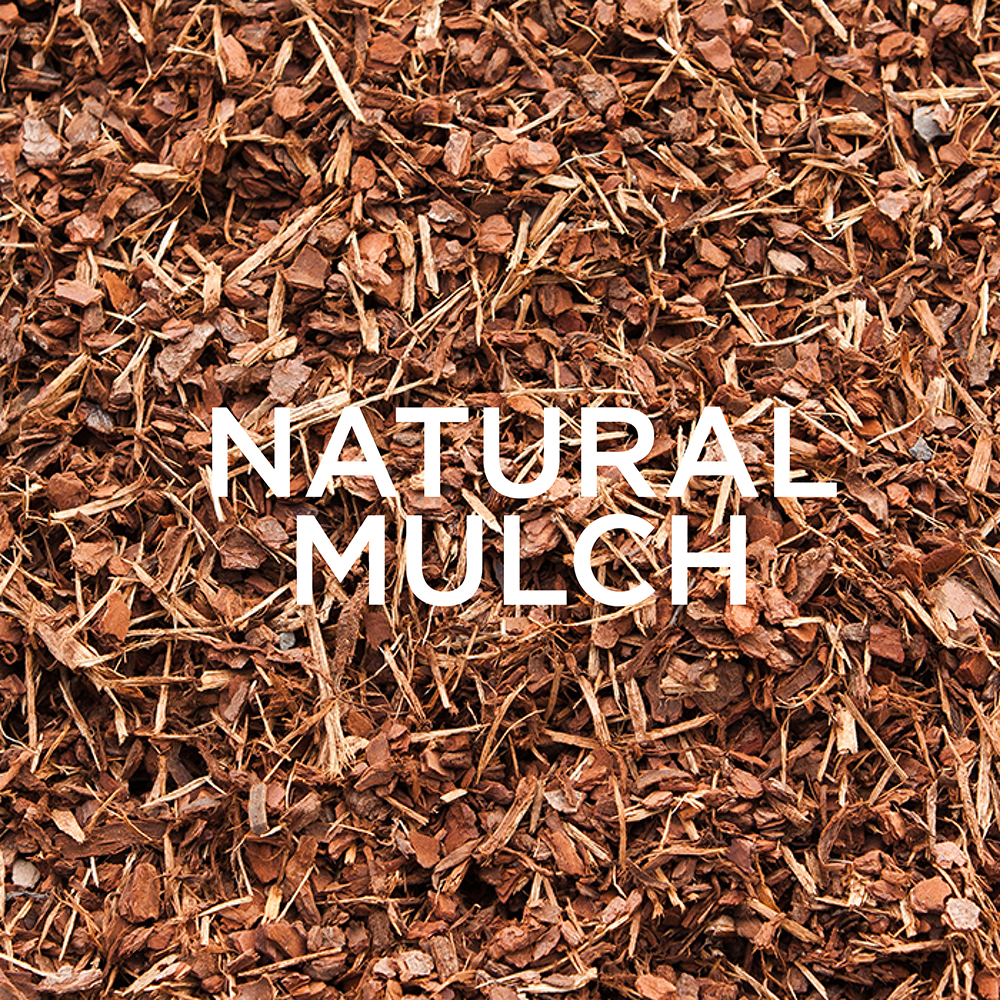 PA Mulch natural, mulch, order online, scoop, delivery