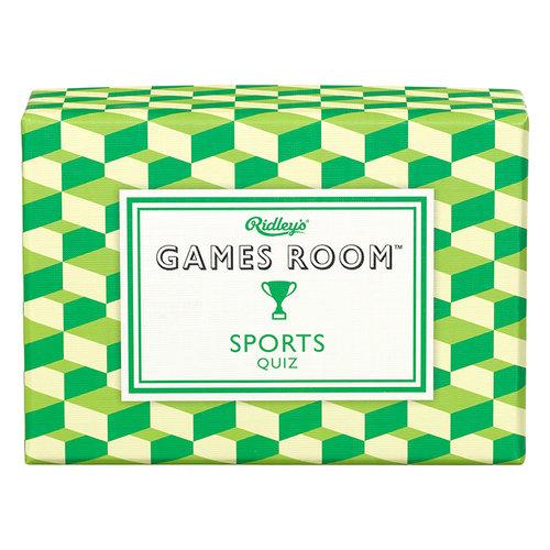 Ridley\'s Sports Quiz — Dundee Gardens