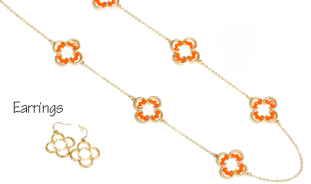 Clover Necklace (Set)