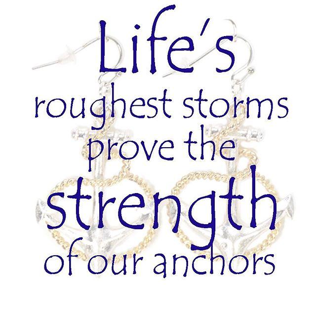 Women Wednesday! #yourstrongerthanyouthink #lifesanchor #strength #strengthquotes #womenarestrong #happywednesday