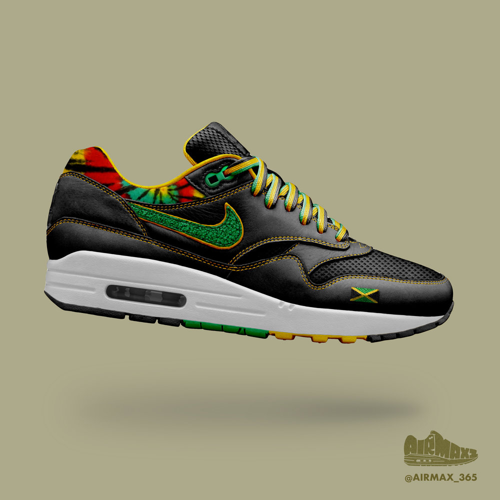 Day 326: Air Max 1 Kingston