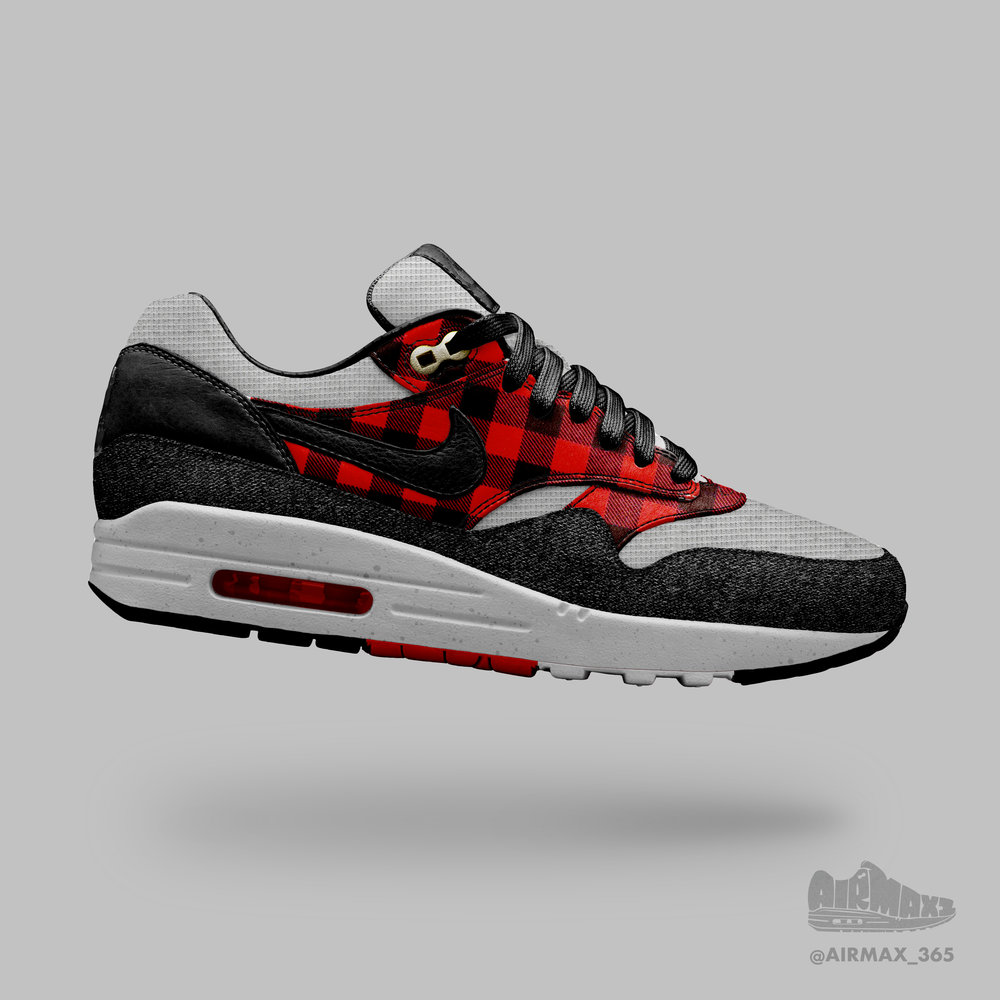 Day 307: Air Max 1 Woodsman