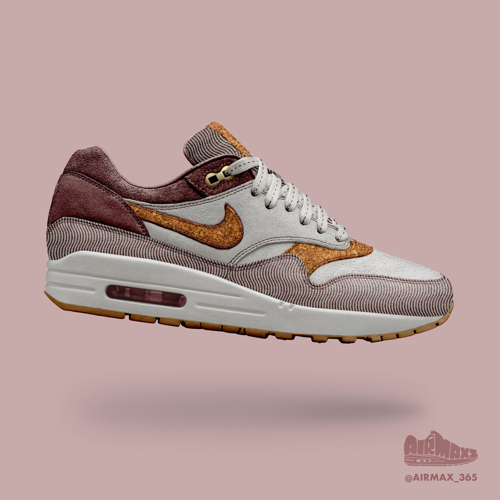 Day 287: Air Max 1 Chateau