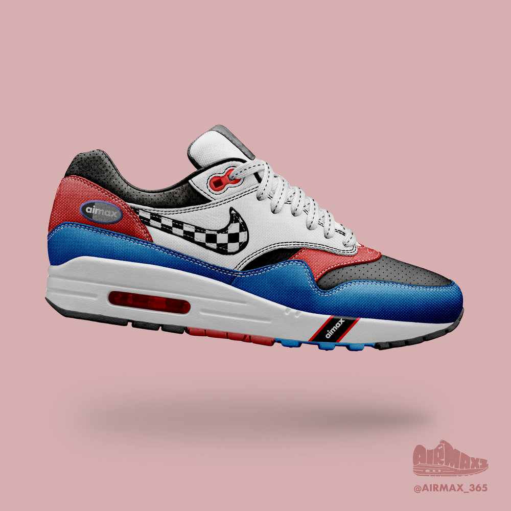 Day 285: Air Max 1 Grand Prix