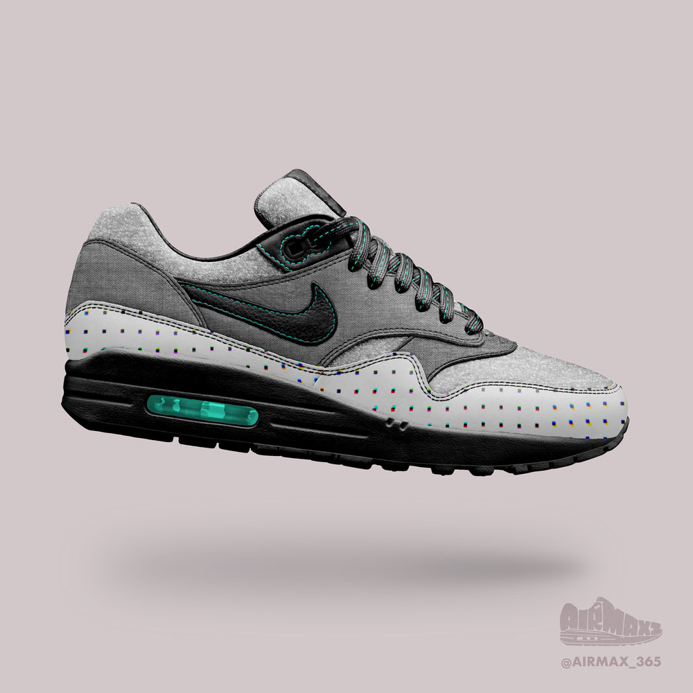 Day 276: Air Max 1 Lucent