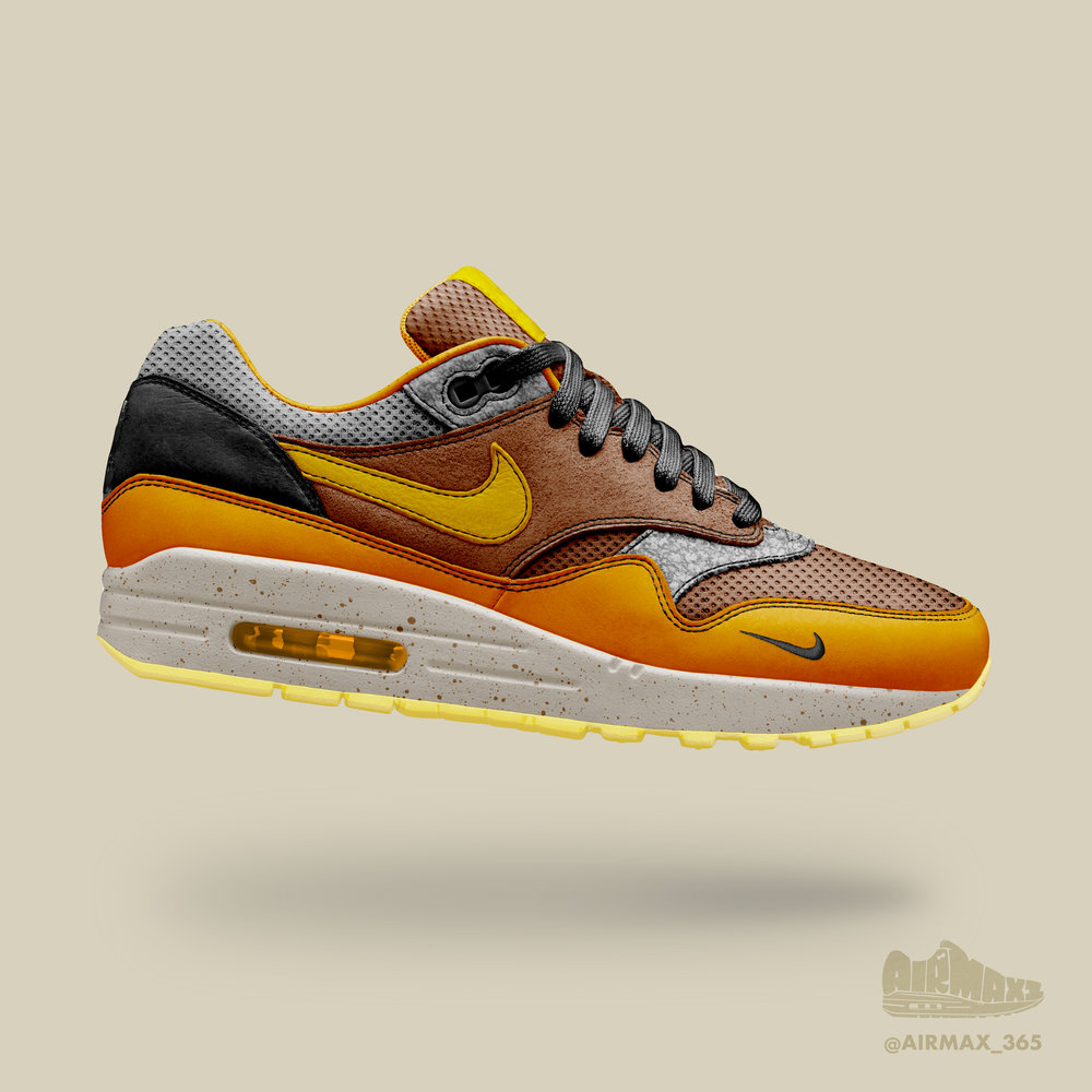 Day 277: Air Max 1 Viceroy