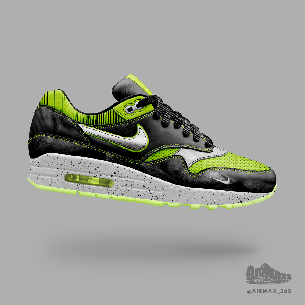 Day 273: Air Max 1 Extraterrestrial