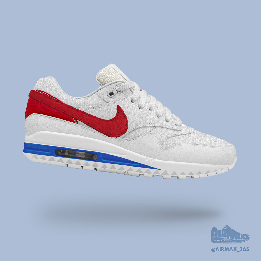 Day 244: Air Max 1 Cortez