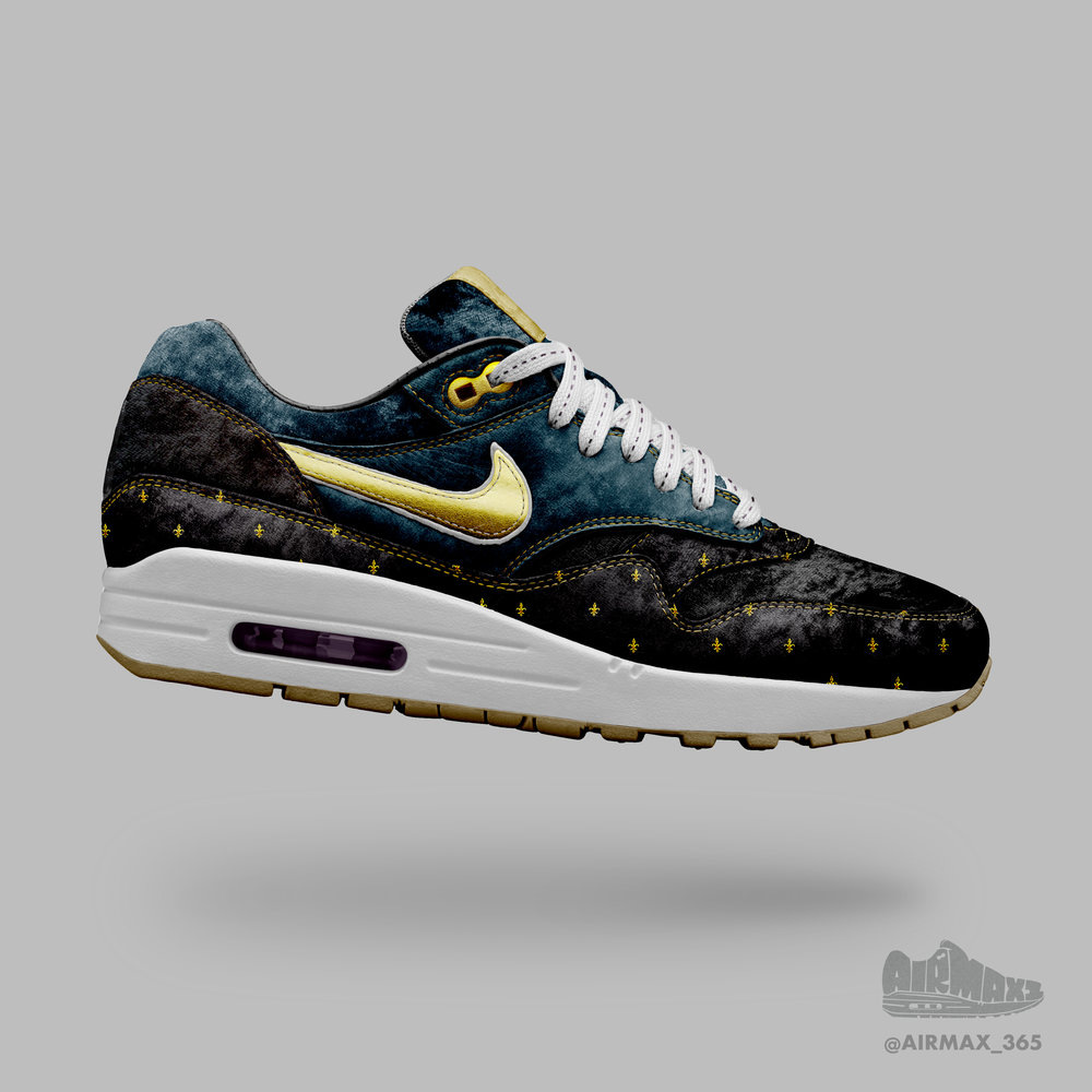 Day 237: Air Max 1 King Louis