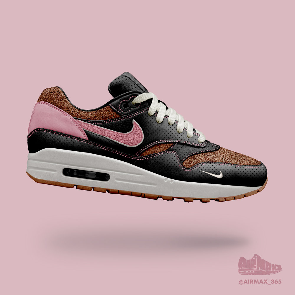 Day 227: Air Max 1 Incido Pink