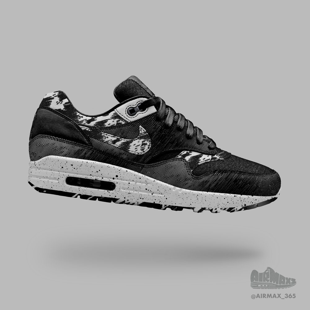 Day 212: Air Max 1 Acidus
