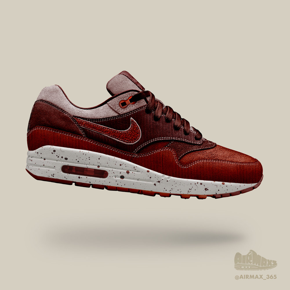 Day 192: Air Max 1 Baked Beans