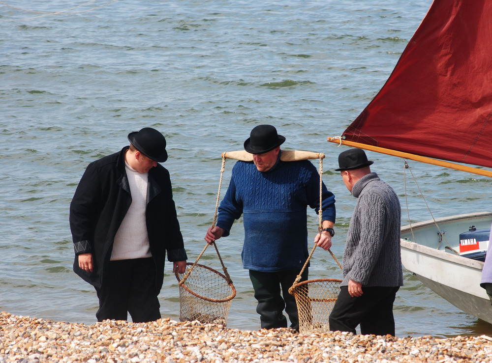 One of the photos from WHitstable 365