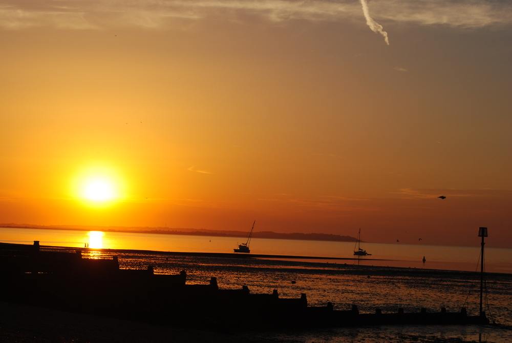 A Whitstable sunset