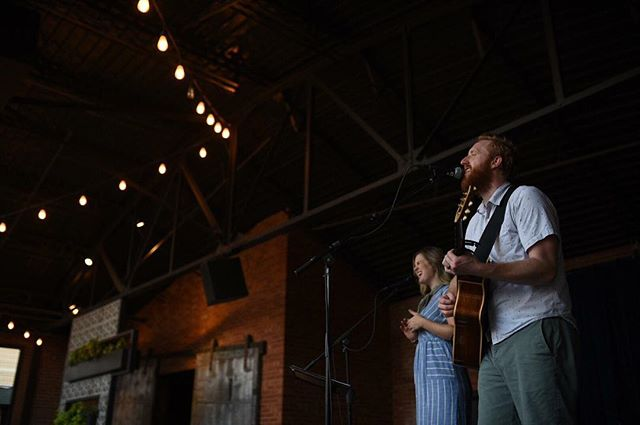 Last night was a blast! Thanks to all who came out @thejonesokc  photo: @tapestryphotographs