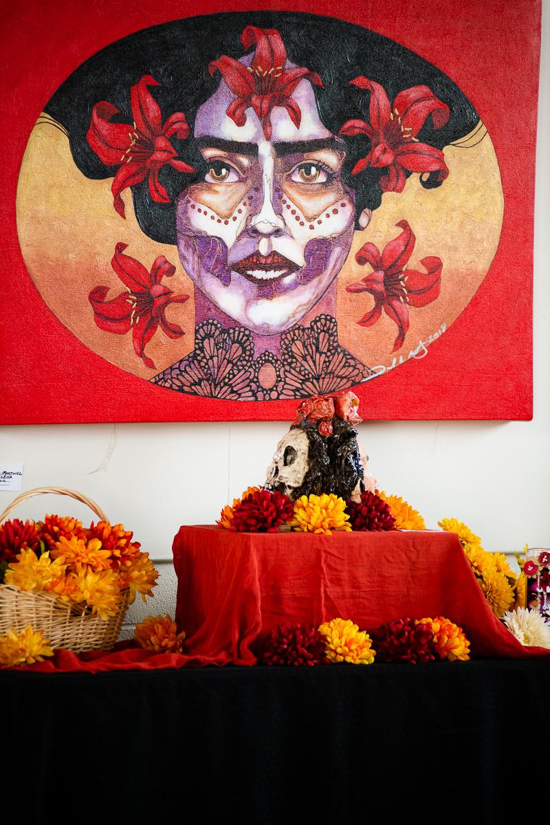 Denver Frida Art show