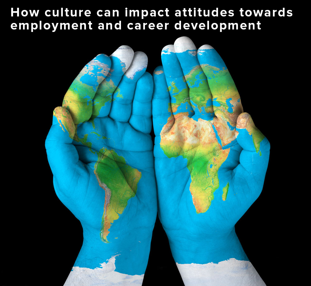 reflections blog the deetken group while culture is one element among many others that can have an impact on attitudes toward employment and career development it can be an important one